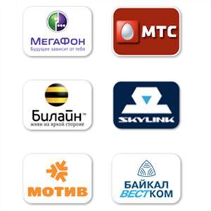 Операторы сотовой связи Селижарово