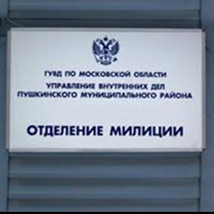 Отделения полиции Селижарово
