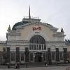 Железнодорожные вокзалы в Селижарово