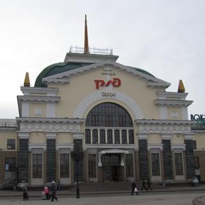 Железнодорожные вокзалы Селижарово